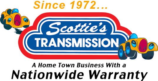 Scottie's Transmission providess a Nationwide Warranty